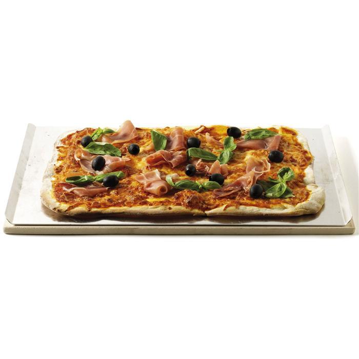 firkantet weber pizzasten